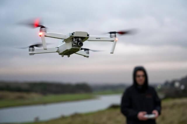 existe drone silencioso