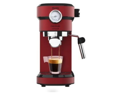 Cecotec Cafetera Express Cafelizzia 790