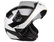 casco modular silencioso